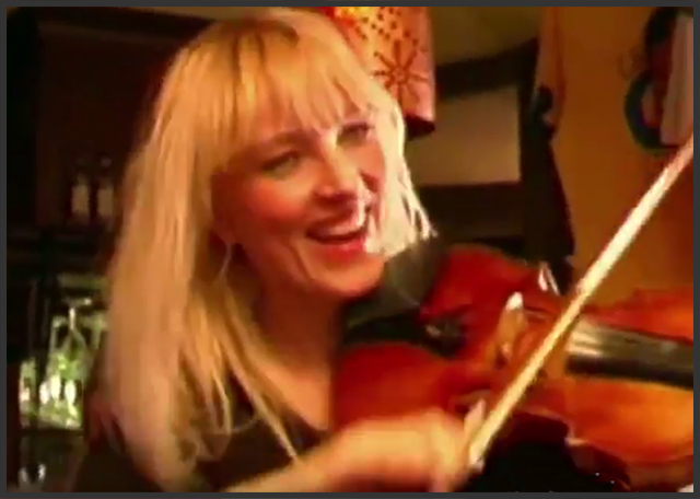 Saule Kilaite - Irish Pop Trilogy (original violin version)